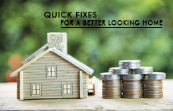 Quick fixes for a better looking homeSMALL